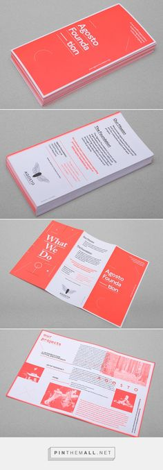 Agosto Foundation on Behance... - a grouped images picture - Pin Them All
