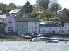 Dittisham, what a place!