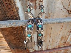 The Mad Cow Company Unique Western Rustic Jewelry and more   Bits and Spurs