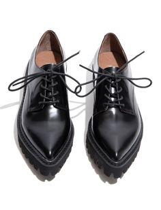 Jeffrey Campbell Seymour Oxford Shoes
