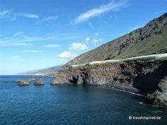 Playa Zamora an der Westküste der Kanareninsel, La Palma Strand Tipp, Urlaub auf eigene Faust Canary Islands, Water, Outdoor, Las Palmas, Beach Tips, Travel Report, Explore, Vacation, Viajes