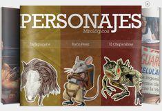 personajes | VeinteMundos Magazines Ratoncito Perez  El Chupacabras