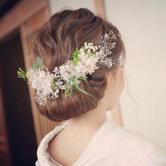 沖縄 Hair Make & Bridal JOYさんはInstagramを利用しています:「** JOYのブログを更新しました❤️HPからリンクしておりますのでご覧下さいませ😊 * #joy20160522 **** #披露宴#結婚式ヘア#結婚式#…」