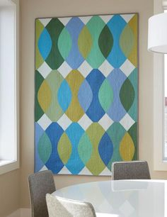 Argyle by Modern Quilt Studio                                                                                                                                                      More