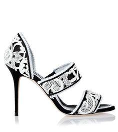 Manolo Blahnik – Plusanda Sandals