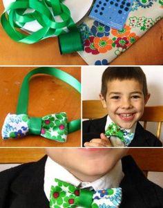Enfants Garçons Aile Col Chemise à Manches Longues Noeud papillon boutons de manchette shirts 1-15