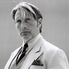 My big bad handsome man. Top Villains, Beautiful Men, Beautiful People, Best Hug, Hannibal Lecter, Hugh Dancy, Mads Mikkelsen, Keanu Reeves, People