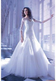 90dbf0589cea1 Abiti da Sposa Demetrios 556 Ilissa Wedding Dress Styles