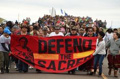 In surprise move, Federal government moves to halt oil pipeline construction near Standing Rock Sioux tribal land