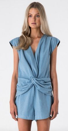 Finders Keepers- Fast Lane Playsuit