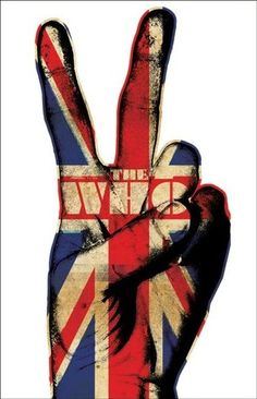 Image detail for -THE WHO - union jack peace poster / print - Europosters