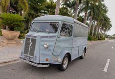 Citroen Type H, Citroen H Van, Le Tube, See Videos, Automobile, Vans, Food Trucks, Motorbikes, Motorcycles