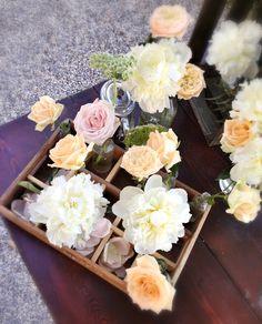 Buffet. Flower Decor: La Rosa Canina FIRENZE