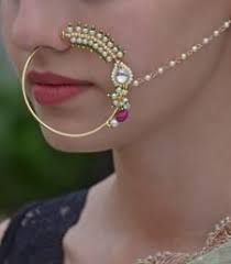 Buy Nose Ring Online | Nose Studs | Designer Nose Pins Nath Nose Ring, Diamond Nose Ring, Nose Stud, Diamond Stone, Womens Jewelry Rings, Bridal Jewelry, Women Jewelry, Gold Pearl, Pearl White