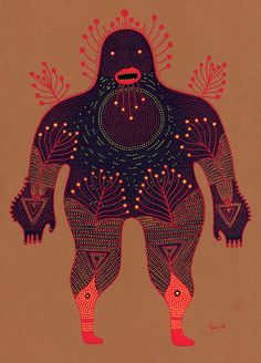 Cosmic Nuggets Fantastical Characters | graphics