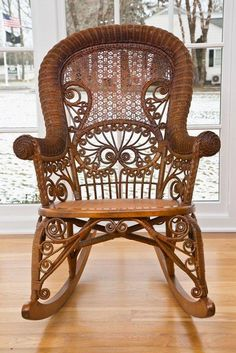 WOW - What a Rocking Chair!
