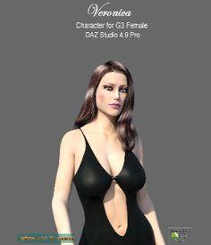 Veronica 3D Figure Essentials JeffersonAF