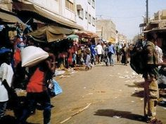 best things to see in dakar senegal | Dakar's Sandaga Market is the real deal. A huge melting pot of ...