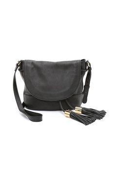 Tasseled Messanger Bag