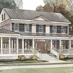 From bungalows built for two to spacious beachside retreats, we've gathered your all-time favorite house plans. Now, who's ready to build?