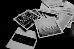 Image result for tumblr black and white polaroid