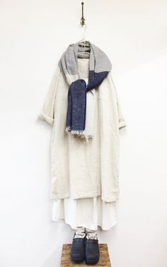 nest Robe ONLINE SHOP | nest Rob e Shop Blog | ネストローブの公式ショップブログ Modesty Fashion, Mori Fashion, Indie Fashion, Hijab Fashion, Vintage Fashion, Fashion Outfits, Fashion Trends, Layering Outfits, Casual Fall Outfits