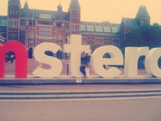 Travelling Weasels: Amsterdam for the day