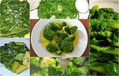Πώς βράζουμε χόρτα και λαχανικά για να παραμείνουν πράσινα - cretangastronomy.gr How To Cook Greens, Main Menu, Greek Recipes, Food Hacks, Food Tips, Cooking Tips, Broccoli, Meal Planning, Salad