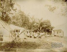 Woning voor de contractarbeider - Suriname