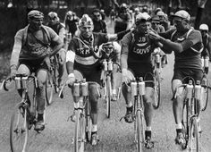 Cycling | Drinking on the job | Tour de France 1927