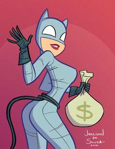 Catwoman by Joelson de Souza