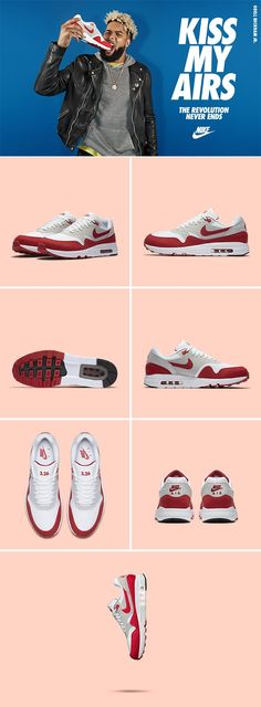 Email Marketing Campaign for Nike: The Air Max 1 Ultra 2.0 Has Arrived | Milled