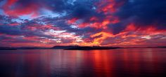 San Juan Island Sunset | Flickr - Photo Sharing!