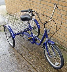 Kingsley Tricycles for adults