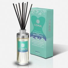 DONA Reed Diffusers Naughty Aroma: Sinful Spring 2oz – Tickled Pink Temptations