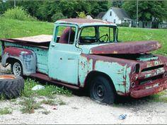 1950S Big Window Dodge Body Photo 1