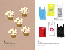 Tokyo Art Book Fair 2011 by Grace Lee, via Behance