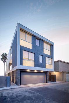 LA Residence by Dan Brunn Architecture, 2015