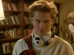 """Val Kilmer as Chris Knight in Real Genius- """"We were gonna make you king of the winter carnival..."""""""