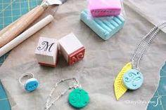 Imagini pentru polymer clay jewellery