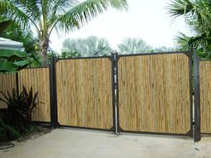 7 Best Great Privacy Fences Images Bali Huts Bamboo
