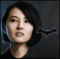5-Cassandra Cain by hanzhefu on DeviantArt
