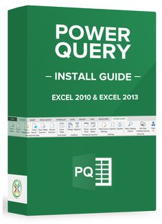 DOWNLOAD THIS FREE GUIDE & START USING POWER QUERY TODAY!