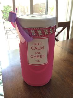 Cheer water jug
