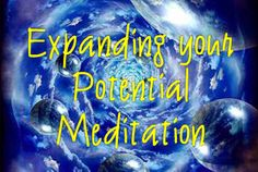 winsomeeg: send you a meditation to expand your potential for $5, on fiverr.com