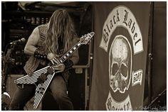 Epic Firetruck's Zakk Wylde's Black Label Society ~