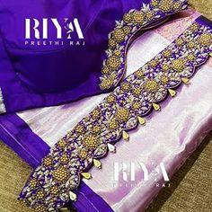 Cutwork Blouse Designs, Best Blouse Designs, Bridal Blouse Designs, Saree Belt, Saree With Belt, Lehenga Designs Simple, Saree Tassels Designs, Latest Pattu Sarees, Latest Saree Blouse