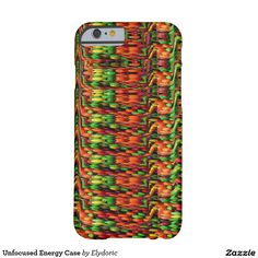 Shop Unfocused Energy Case created by Elydoric.