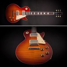 Just Arrived - We picked the top from our @gibsoncustom #made2measure room! It came out even better than we expected :) #itsahighendguitarthing #59lespaul #gibsonm2m #guitar #guitars #guitarofinstagram #guitarporn #lespaul #truehistoric #tommurphyaged #singlcut