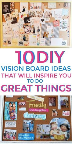2019 Visualization Board Ideas 439 Best Diy Vision Board Ideas images in 2019 | Board, Creativity